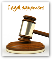 Legal equipment